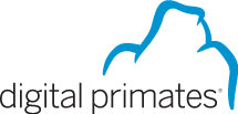 DigitalPrimates logo