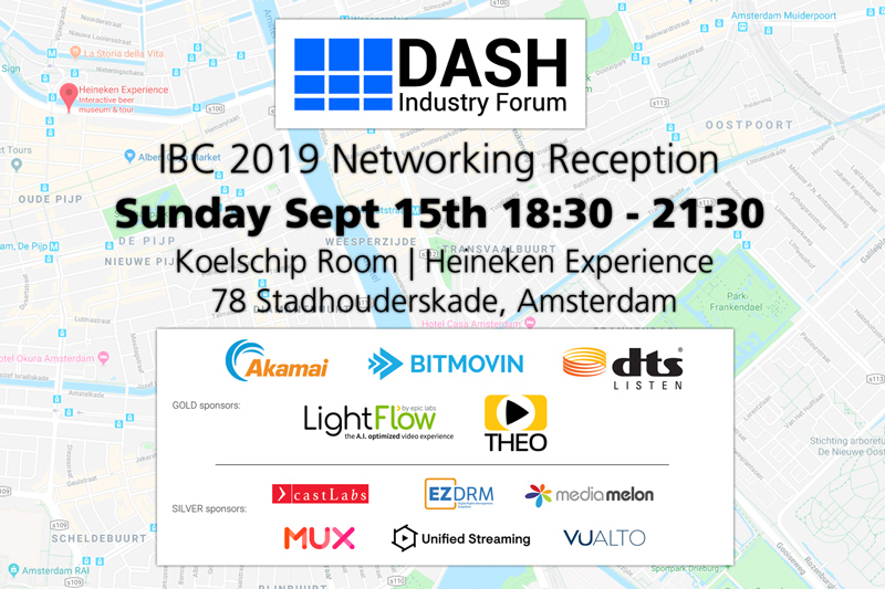 DASH Industry Forum   Catalyzing the adoption of MPEG-DASH
